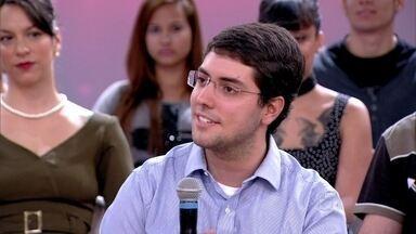 Pedro Henrique Nehme ganhou viagem para o espaço em concurso - Família do garoto ficou assustada com a notícia