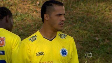 Borges está fora do jogo contra o Villa Nova e Anselmo pode retomar a campo - Anselmo Ramon era o titular antes de se machucar.