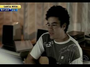 Filme 'Somos tão Jovens' tem pré-estreia em Porto Alegre - Longa conta a história de Renato Russo.