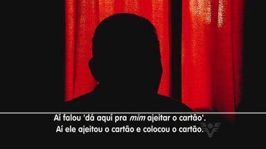 Idoso é vítima de golpe em banco de Santos - Golpista se passou por um funcionário da agência