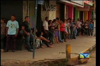 Quem procura os serviços do Viva Cidadão está enfrentando filas em Imperatriz - Quem procura os serviços do Viva Cidadão está enfrentando muitas filas e transtornos em Imperatriz.