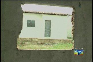 Segurança em imóveis do Minha Casa, Minha Vida é reforçada - Durante este mês, uma série de reportagens sobre o programa Minha Casa, Minha Vida na região metropolitana de São Luís mostraram que os imóveis haviam sido invadidos.