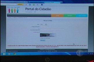 Suzano disponibiliza espelho do IPTU pela internet - A Prefeitura de Suzano disponibilizou o espelho do Imposto Predial e Territorial Urbano (IPTU) na internet. A nova ferramenta deve facilitar a vida do contribuinte agilizando o procedimento para obter o documento.