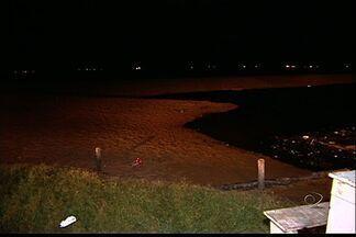 Criança de São Paulo morre afogada em lagoa no Espírito Santo - Menino tinha cinco anos e estava com os avós, segundo familiares. Moradores afirmam que lagoa é perigosa e cheia de buracos.