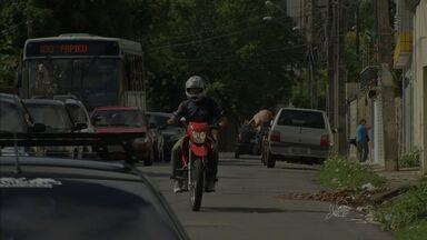 Moradores do Papicu reclamam de insegurança - Assaltos no local são frequentes.