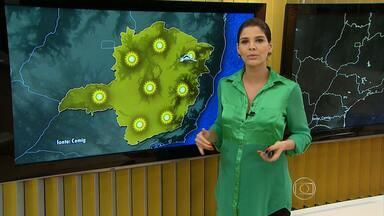 Tempo fica mais seco em Belo Horizonte - Nesta sexta-feira (3), termômetros ficam entre 16ºC e 28ºC.