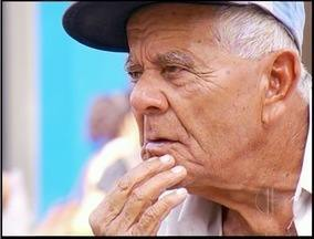 Idosos são o mais afetados pela dengue em Campos dos Goytacazes, RJ - O número de casos na cidade está em queda.Os idosos são os mais atingidos pela doença.