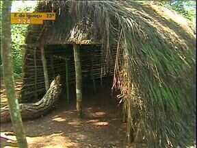 Aldeia recebe visitantes em Porto Iguaçú - O passeio na fronteira entre Brasil e Argentina começa a ser descoberto pelos brasileiros.