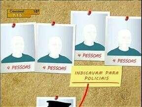 Esquema de cobrança de propina levou seis policiais civis à cadeia - Em um mês foram 22 policiais presos no estado.