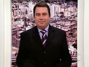 Veja os destaques do MGTV 1ª edição em Uberlândia desta sexta (3) - Confira os destaques