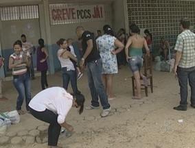 Presos de uma penitenciária em Ji-Paraná fizeram um princípio de rebelião - Motivo estaria relacionado as condições estruturais e as visitas familiares.