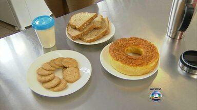 Nutricionista apresenta bons alimentos para a merenda dos filhos - Alimentação de boa qualidade é fundamental para a saúde.