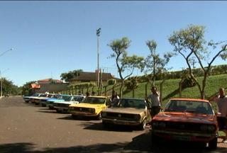 Paixão de 4 rodas - Conheça o Passat Club de Bariri!
