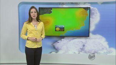 Confira a previsão do tempo no Sul de Minas - Confira a previsão do tempo no Sul de Minas para esse sábado (11)