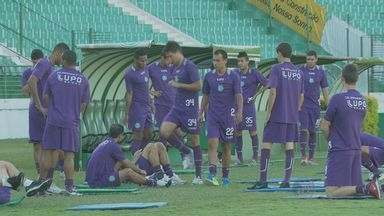 Guarani já contratou 14 jogadores para o Campeonato Brasileiro da Série C - O Guarani já contratou 14 jogadores em preparação para a Série C do Campeonato Brasileiro.