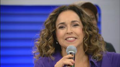 Cantora Daniela Mercury faz show neste sábado (11) no Recife - Apresentação ocorre dentro da festa Odara Ôdesce, no Baile Perfumado.