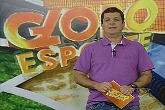 Globo Esporte 11-05-2013 - O Globo Esporte MA deste sábado destacou os treinos do Bacabal e do Sampaio, além da Copa Evandro Bessa, disputada em Santa Inês