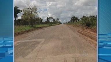 Em Guajará-Mirim, estrada que dá acesso ao distrito de Iata deve ser recuperada - As condições precárias da estrada que dá acesso ao distrito tem afastando os turistas e dificultando a vida dos moradores da região.