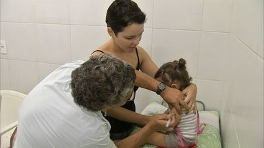 Campanha de vacinação contra gripe se encerra neste sábado (11) - Campanha de vacinação contra gripe se encerra neste sábado (11). Grupo prioritário tem até 16h30.