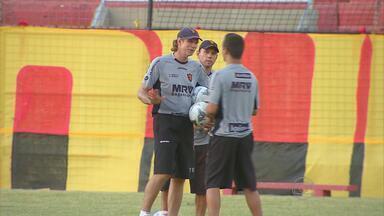 Veja esquema montado para jogo entre Sport e Santa Cruz no Recife - Clássico da final do Campeonato Pernambucano ocorre neste domingo (12), no estádio da Ilha do Retiro.