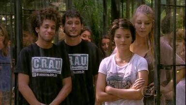 Galera comemora volta de Bruno e Fatinha - Rasta e Nélio se aproximam de Ulla e Louise