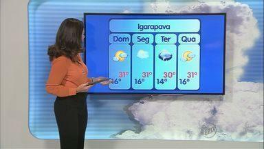 Previsão do tempo – Ribeirão e região – 18/05 - Umidade relativa do ar aumenta neste sábado.