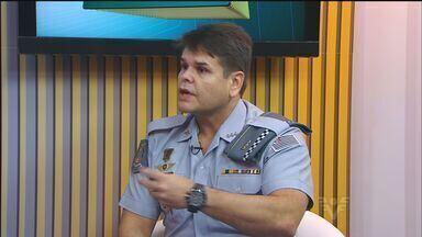 Polícia Militar tem esquema especial montado para final do Campeonato Paulista - Major Marcelo de Oliveira Cardoso fala sobre os preparativos da polícia para a decisão deste domingo (19).
