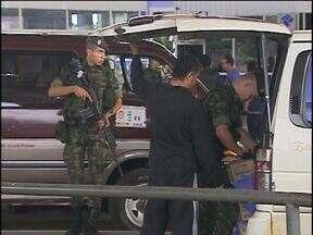 Exército faz operação em todas as fronteiras do Brasil - Veja como está o trabalho em Guaíra.