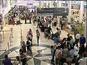 Sete milhões de pessoas utilizam aeroportos no Paraná anualmente - A grande maioria em Curitiba, Foz do Iguaçu e Londrina