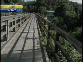 Pontes sem manutenção devem passar por obras em Blumenau - Pontes sem manutenção devem passar por obras em Blumenau.