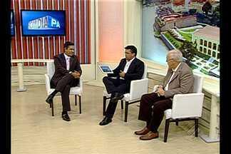 Veja o comentário de Ivo Amaral e Carlos Ferreira - Estreia do Paysandu foi assunto.