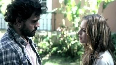 Amor à Vida - Capítulo de quinta-feira, dia 23/05/2013, na íntegra - Ninho não aceita a proposta de César. Félix confessa sua traição, mas pede para Edith não se divorciar. Paloma decide se afastar de Ninho e pede para voltar para casa dos pais