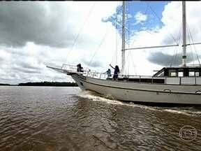 Marajó - Globo Mar navega pelo encontro das águas do Arquipélago do Marajó. Desde os índios Marajós, que ocuparam a região durante 900 anos, o povo de lá tem que se adaptar às leis que as águas impõem.