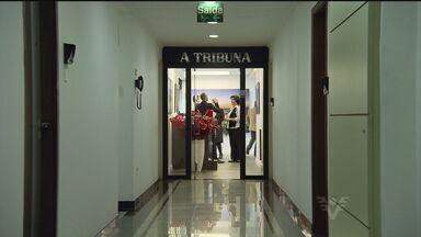 Jornal A Tribuna inaugurou sucursal em São Paulo - Escritório está na avenida mais movimentada de São Paulo