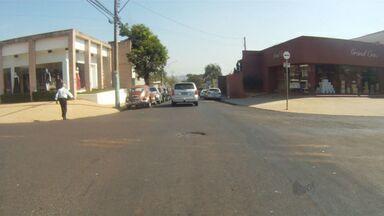 Motoristas se confundem em bairro de Ribeirão Preto, SP - Falta de sinalização e mudanças nas ruas deixam trânsito perigoso.