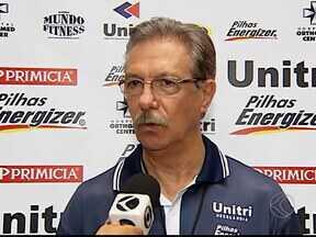 Uberlândia e Flamengo reeditam final de 2004 - Há quase 10 anos equipe do Triângulo Mineiro levou a melhor sobre cariocas e conquistou o Campeonato Nacional de Basquete.