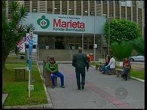 Hospital de Itajaí tem um caso suspeito de gripe no setor de Neonatologia - Em Itajaí, a Direção do Hospital e Maternidade Marieta Konder Bornhausen emitiu nota nesta terça-feira sobre a suspeita de um caso de gripe no setor de Neonatologia.