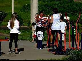 Uberaba vai enfrentar Macapá no Dia do Desafio - Projeto desenvolvido em mais de 20 países da América Latina propõe pelo menos quinze minutos de exercícios físicos