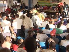 Rodoviários de Salvador rejeitam proposta de reajuste feita pelos patrões - O Sindicato das Empresas de Ônibus informou que não vai apresentar outra proposta e que agora aguarda a decisão da justiça.