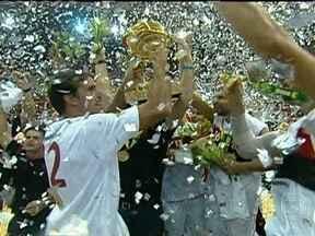 Flamengo vence o Uberlândia e é campeão do NBB - Time carioca venceu adversários por 77 a 70 e conquistou o segundo título da competição.