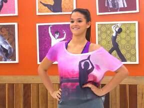 Confira trechos dos ensaios de Bruna Marquezine no baladão - A atriz se divertiu nos treinos