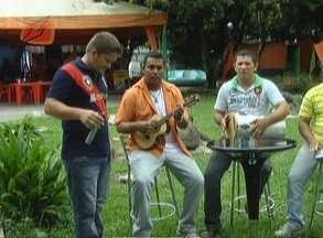 ZAPPEANDO: Conheça a banda amazonense Samba.com - Programa mostra o trabalho da banda de pagode Samba.com, que já tem 8 anos de carreira.