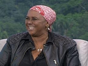 Sandra de Sá canta na lona cultural de Guadalupe - A cantora Sandra de Sá está fazendo a festa nas lonas e arenas culturais do Rio. Ela se apresenta neste sábado (08) em Guadalupe.