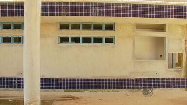 Obra de creche orçada em R$ 1 milhão está parada há dois anos em Itanhandu - Obra de creche orçada em R$ 1 milhão está parada há dois anos em Itanhandu