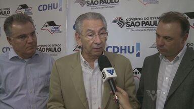 Secretário de habitação do Estado se reúne com prefeitos do Vale do Ribeira - Encontro foi em Registro