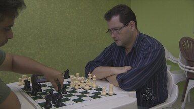 Torneio de xadrez é disputado em Manaus - Torneio dá vaga no campeonato brasileiro.