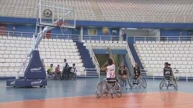 Campeonato Regional Norte de Basquete começa em Manaus - Atletas já passaram pela classificação funcional.