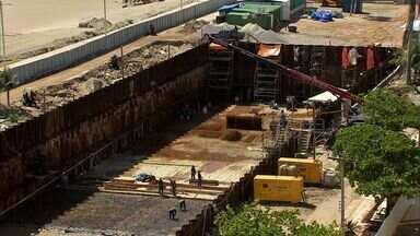 Construção do Acquario no Ceará continua gerando polêmica - Parte da população é contras a obra.