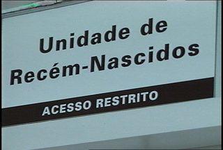 UTI Neonatal do Hospital Universitário de Santa Maria é interditada - Um bebê recém nascido foi diagnosticado com uma bactéria super resistente.