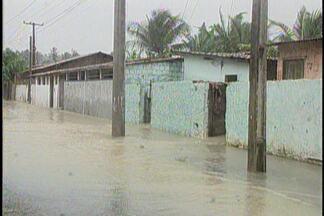 JPB2JP: Consequências da chuva na Grande João Pessoa - Lama invade casas e trânsito fica complicado em várias ruas.